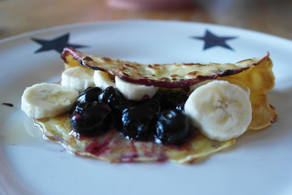 banana-blueberry-pancake